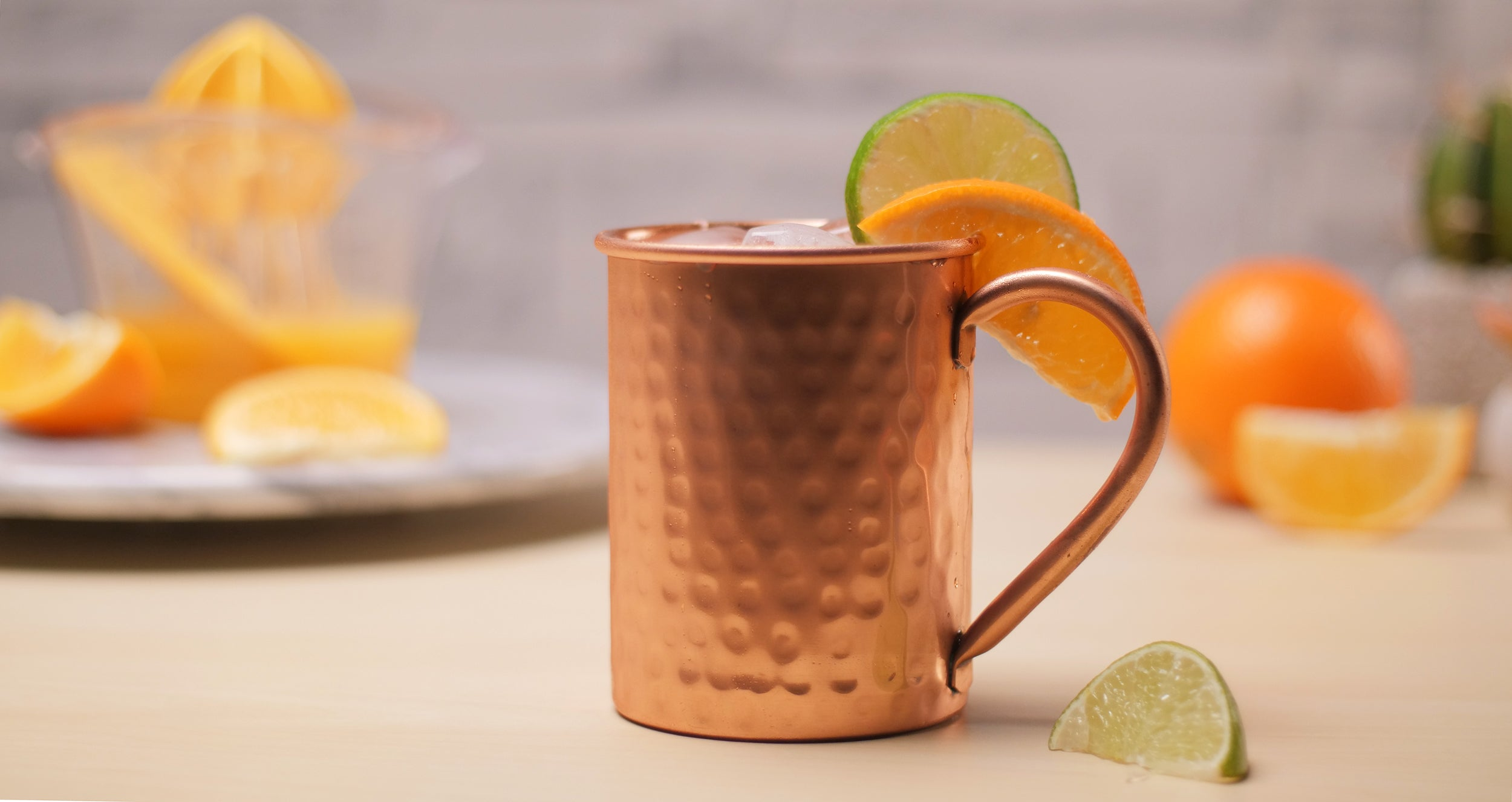 Mule Driver (Orange and Ginger Combo)