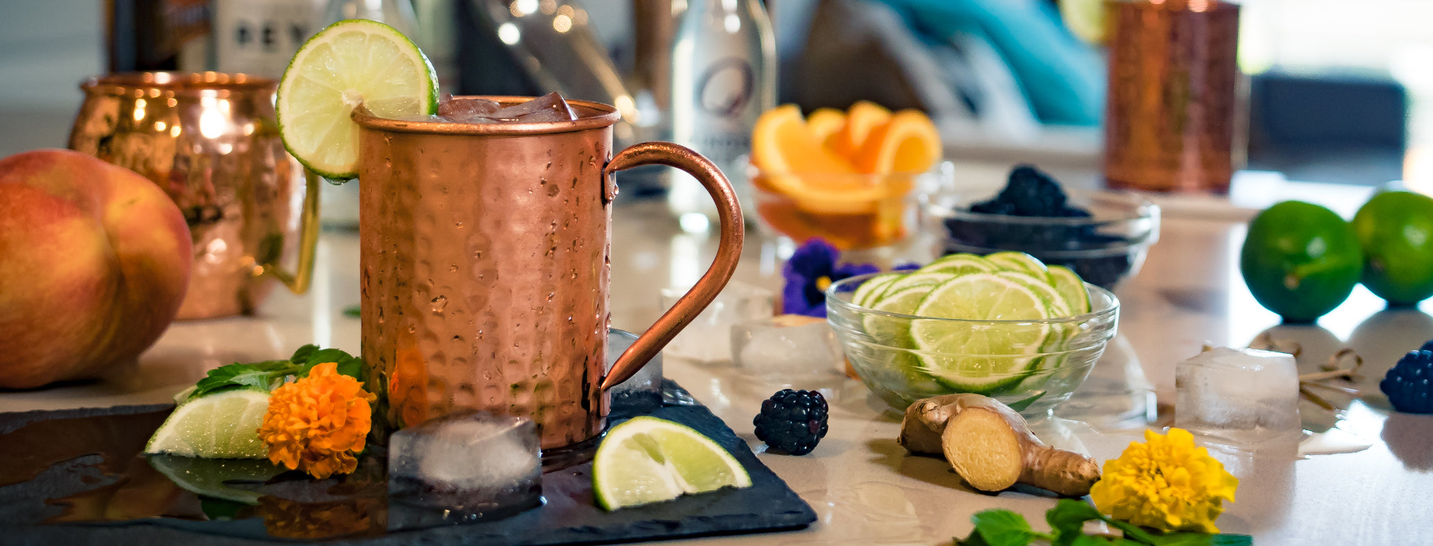 Moscow Mule Party Featured
