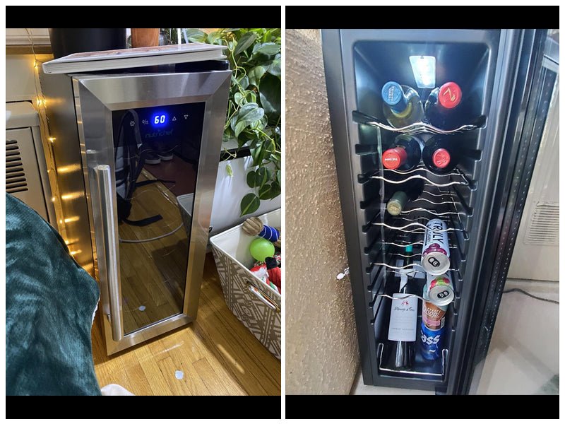 Nutrichef PKCWC120 Beverage Cooler review