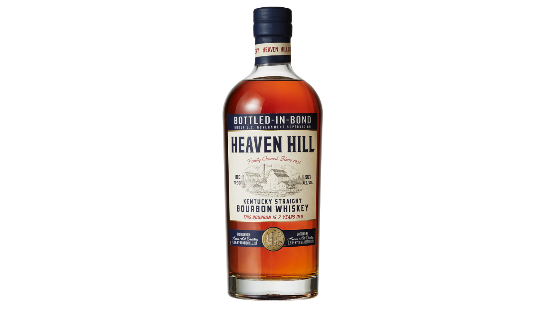 Old Heaven Hill Bottled in Bond