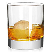 Rock Style Old Fashioned Whiskey Glass
