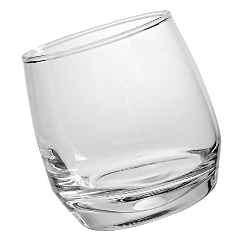 Sagaform Rocking Whiskey Tumbler Glasses - AdvancedMixology