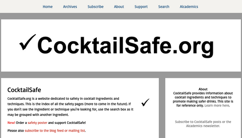CocktailSafe