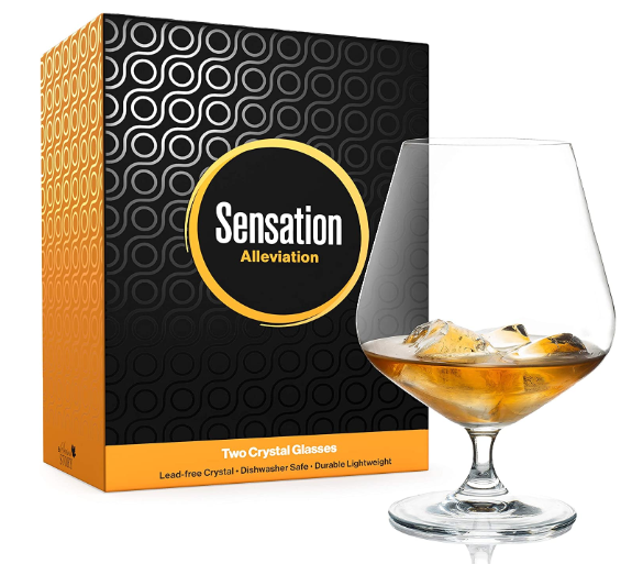 Season Large Whiskey Snifter Glasses - AdvancedMixology