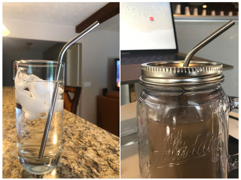 SipWell Stainless Steel Drinking Straws review