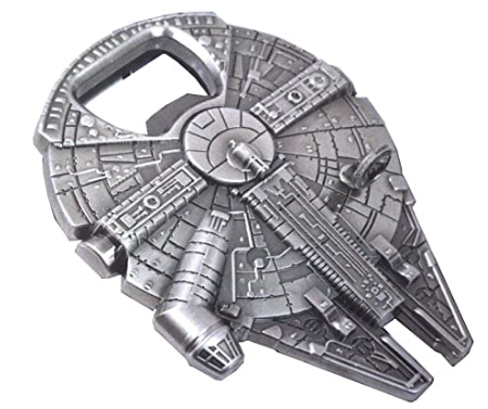 Star Wars Millennium Falcon Bottle Opener - AdvancedMixology