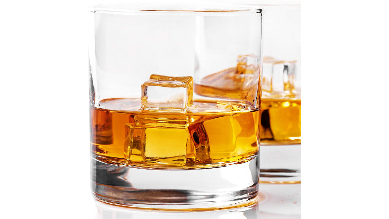 Taylor D Whiskey Glass Set of 2