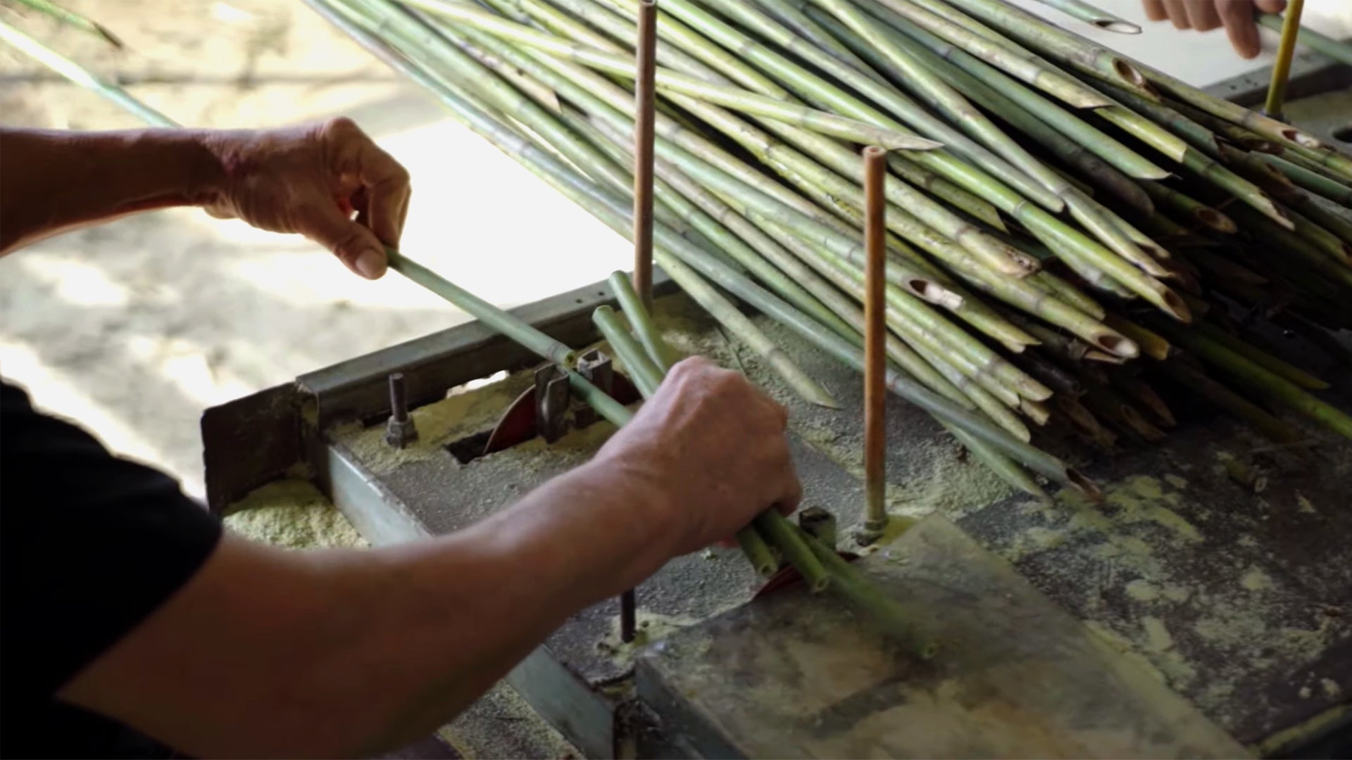 How Are Bamboo Straws Made