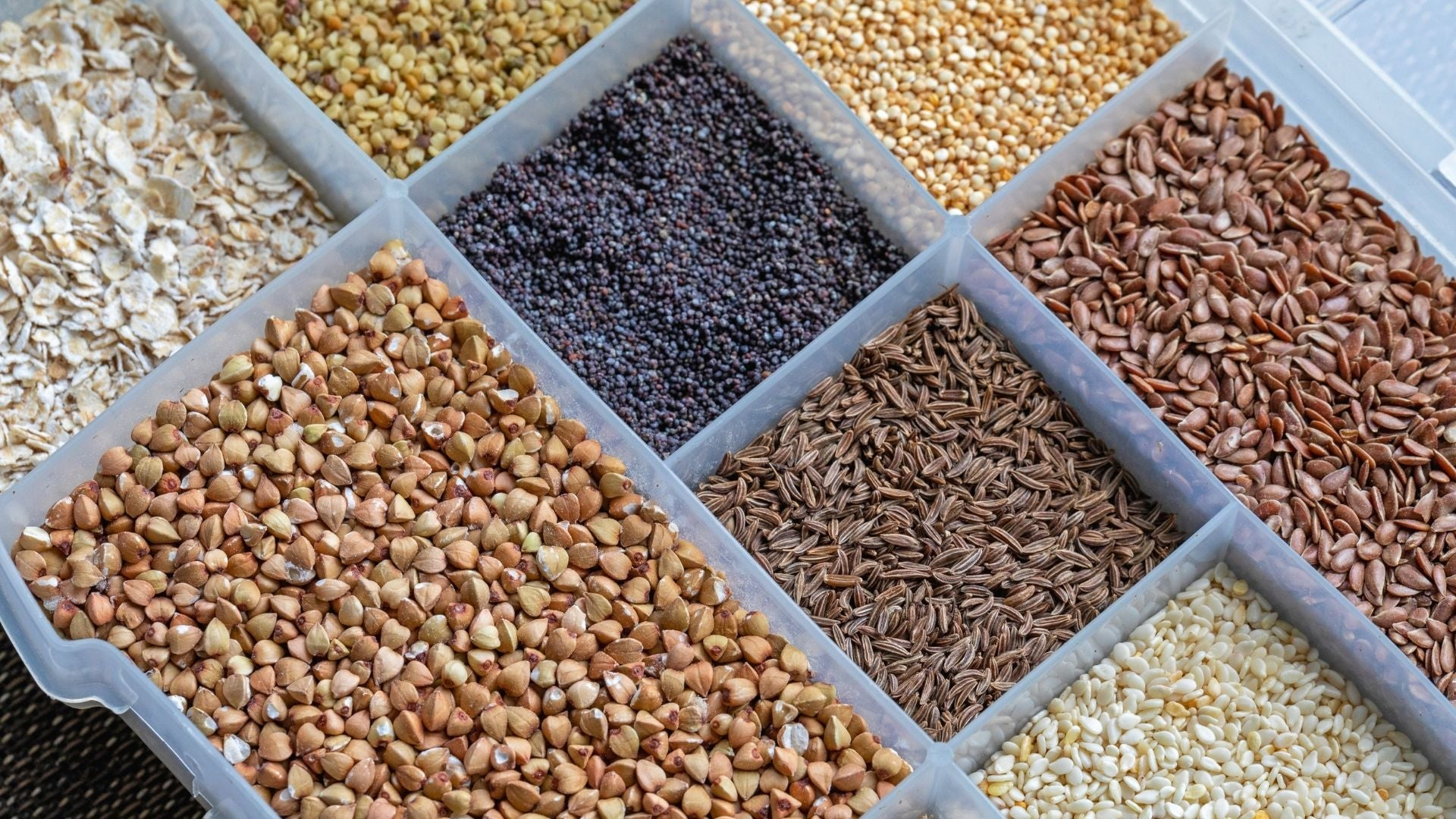 Grain Selection and Mixture