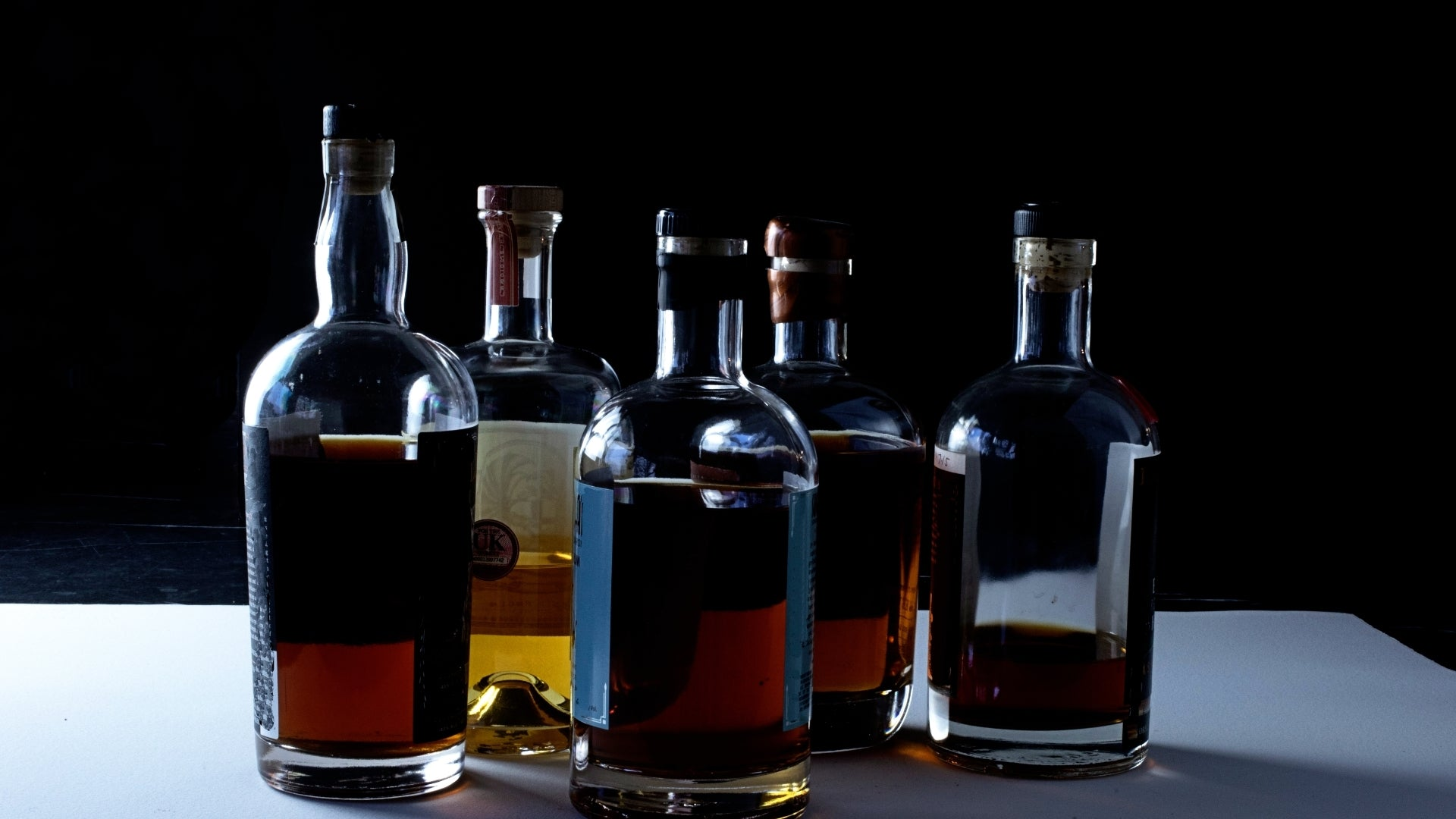 Store Whiskey a Dark Place with Stable Temperatures