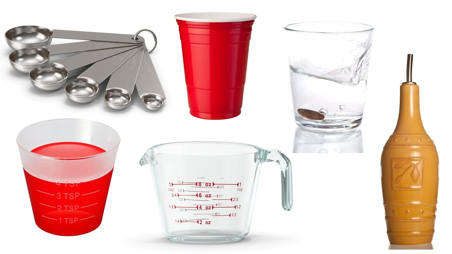 Ingenious Ways To Measure A Shot Without A Shot Glass