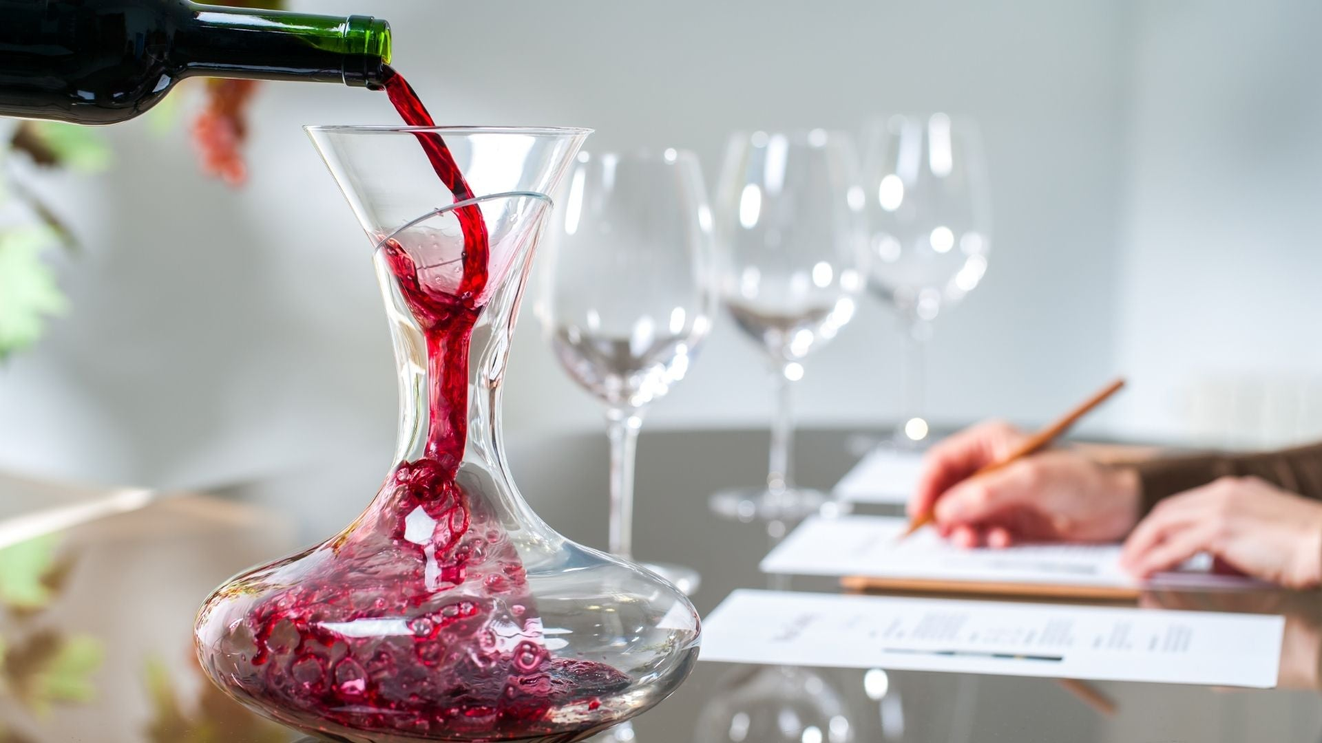 Best Wine Decanters for the Best Wine-Drinking Experience