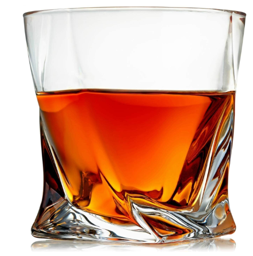 Venero Crystal Whiskey Glasses - AdvancedMixology