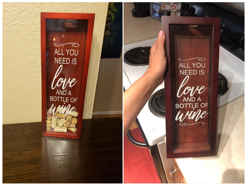 Vine Country Wine Cork Holder review