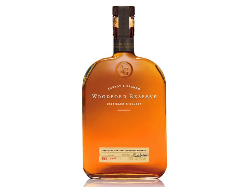 Woodford Reserve Kentucky Straight Bourbon