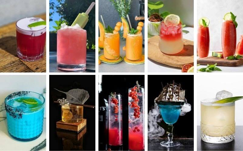 Best Cocktails of August 2021