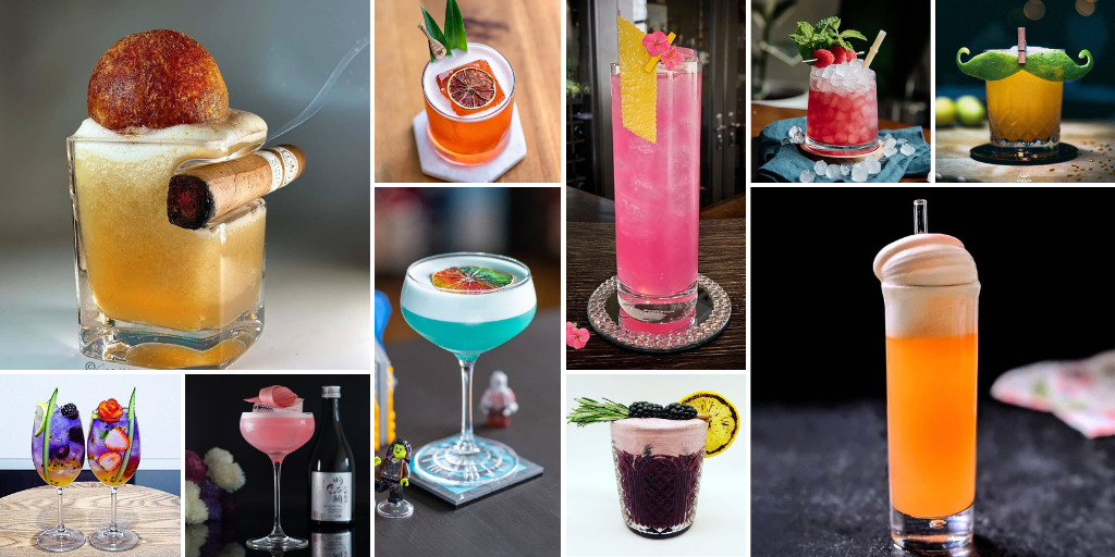 World's Best Cocktails in November 2020