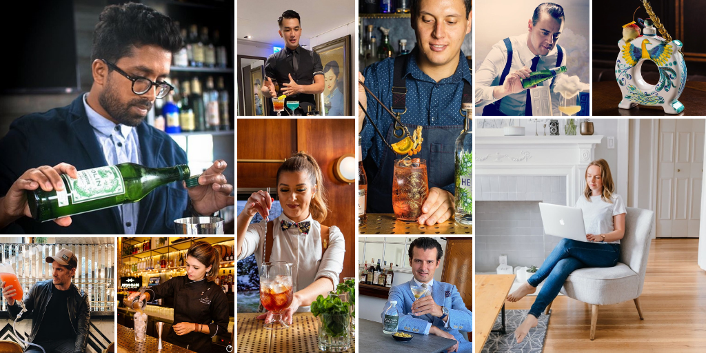 World's Best Mixologists of November 2020