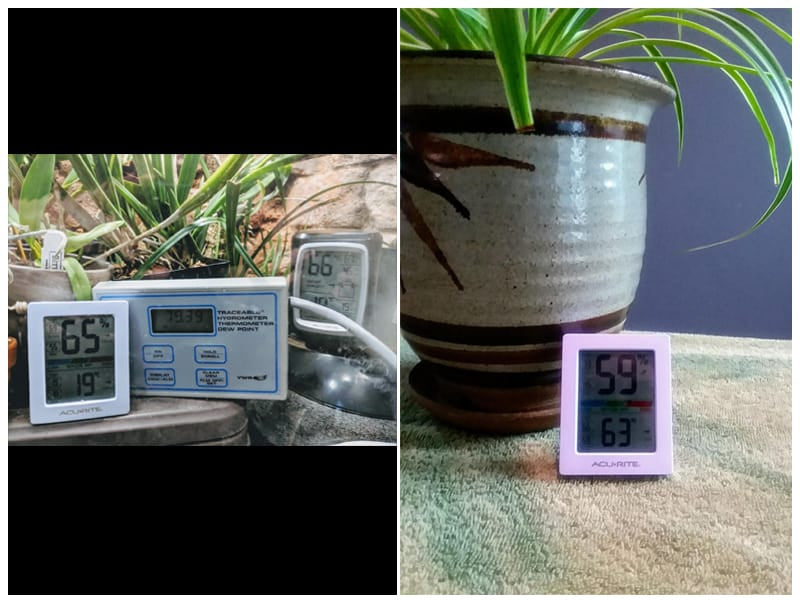 AcuRite Wine Cellar Thermometer and Humidity Gauge review
