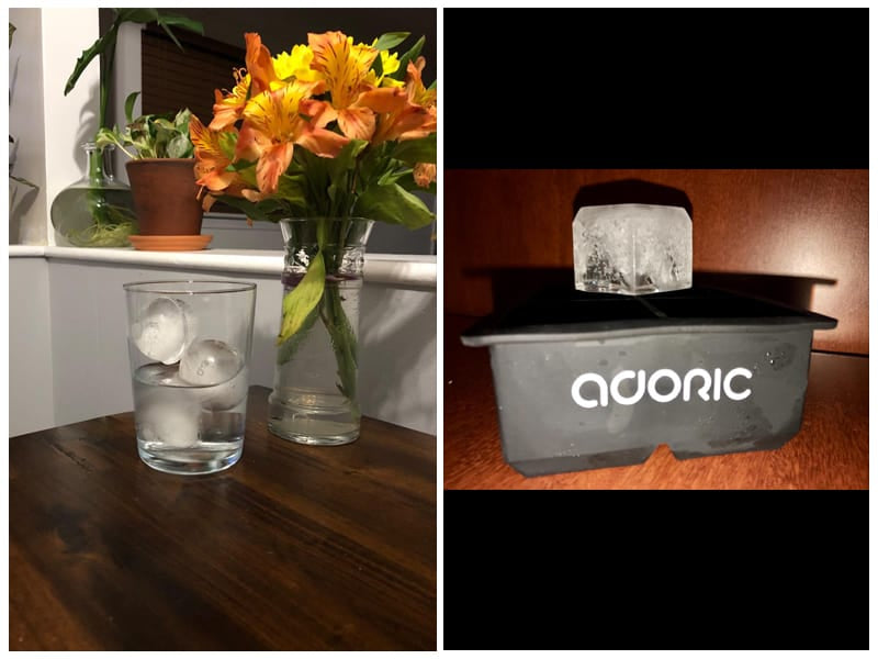 Adoric Ice Trays review