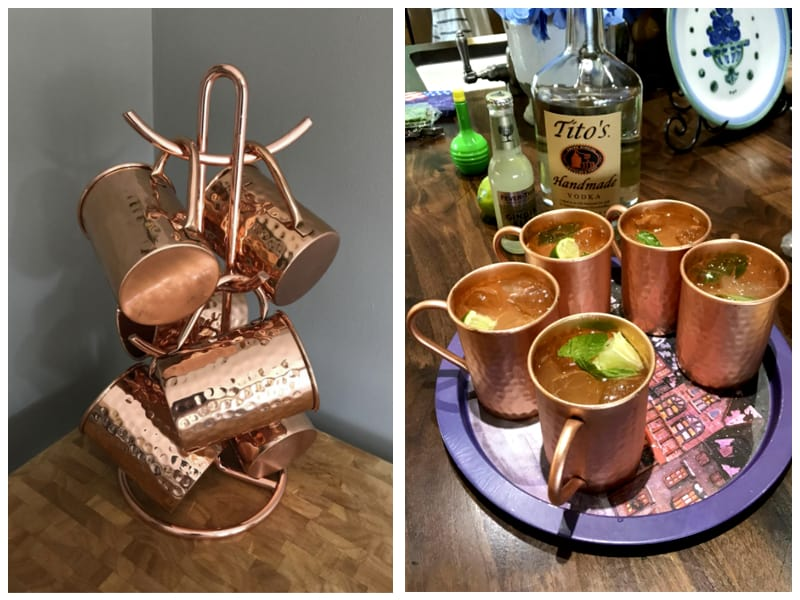 Advanced Mixology Moscow Mule Copper Mugs Cutomer Review