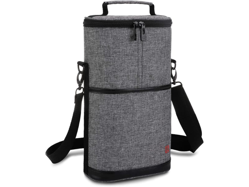 All Camp Wine Bag