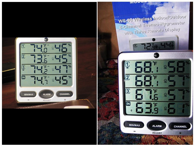 Ambient Weather WS-10 Wireless Thermometer Hygrometer review