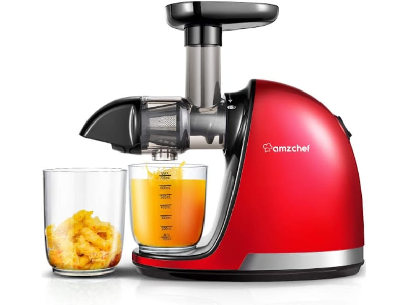 AmzChef Professional Cold Press Juicer