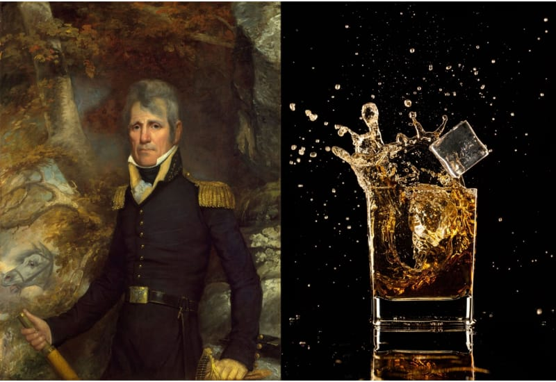 Andrew Jackson and Whiskey