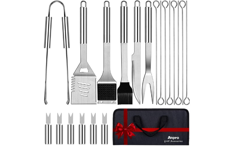 Anpro Grilling Accessories Grill Kit