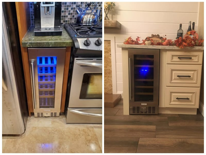 Antarctic Star 5158A Wine Refrigerator review
