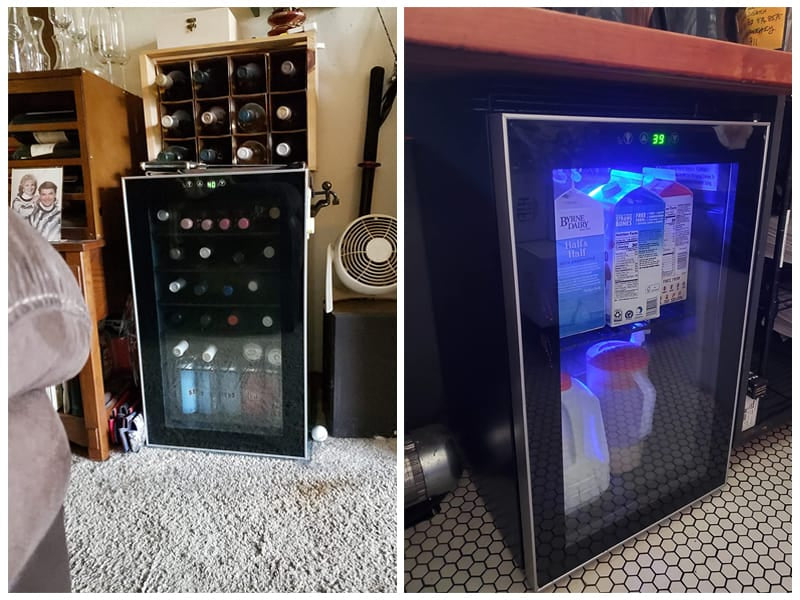 Antarctic Star AS75 Bottle Wine Cooler review