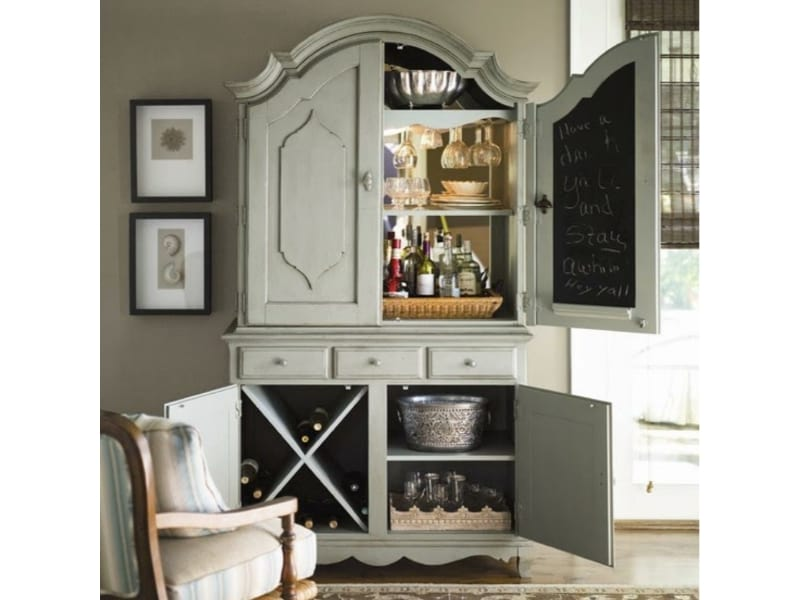 Armoire Bar - Image by Hometalk.com
