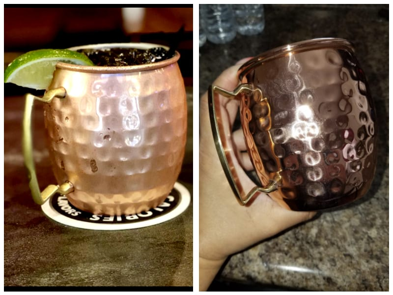 Artisan's Anvil Hammered Moscow Mule Copper Mugs Cutomer Review