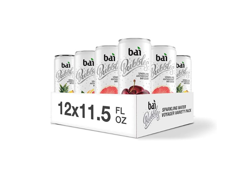 Pack of Bai Bubbles Sparkling Water