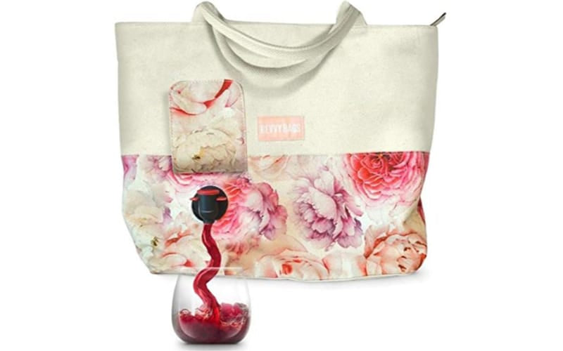 BB Bevvy Bags Wine Purse