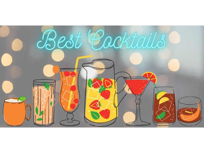 Best Cocktails In The World