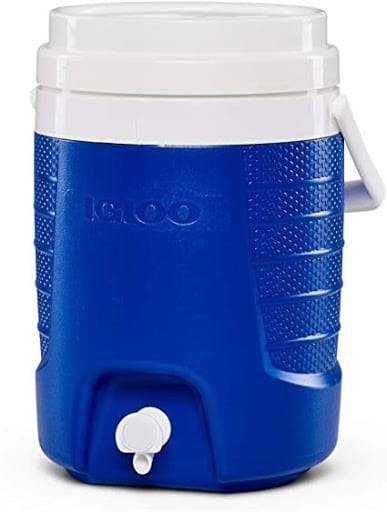 Igloo Sports Beverage Cooler in blue