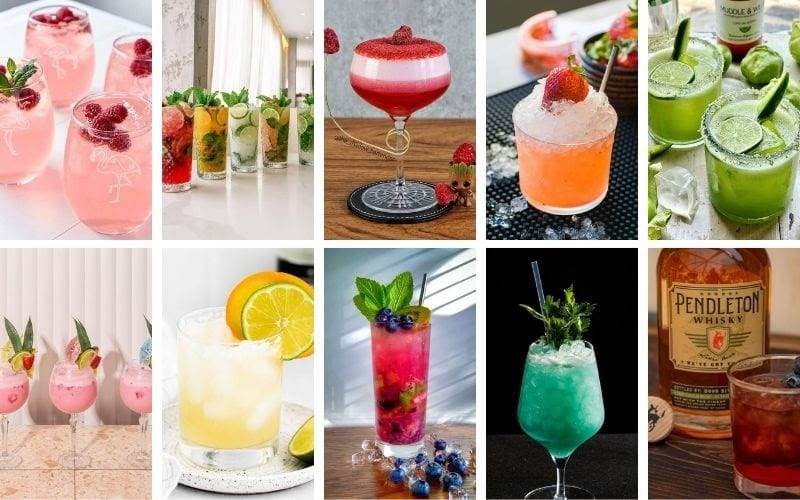 Best Cocktails In July 2021