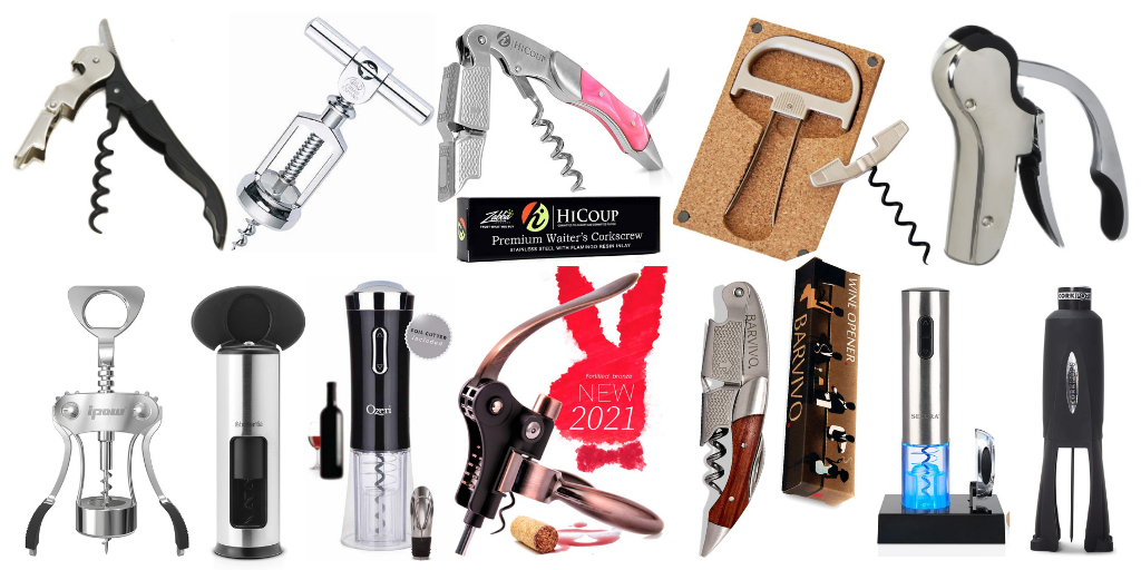 12 Best Corkscrews: Buying Guide and Review 2020