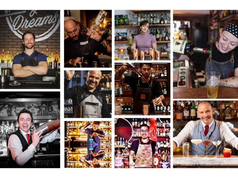 Read the roundup for the best mixologists and bartenders of May here.