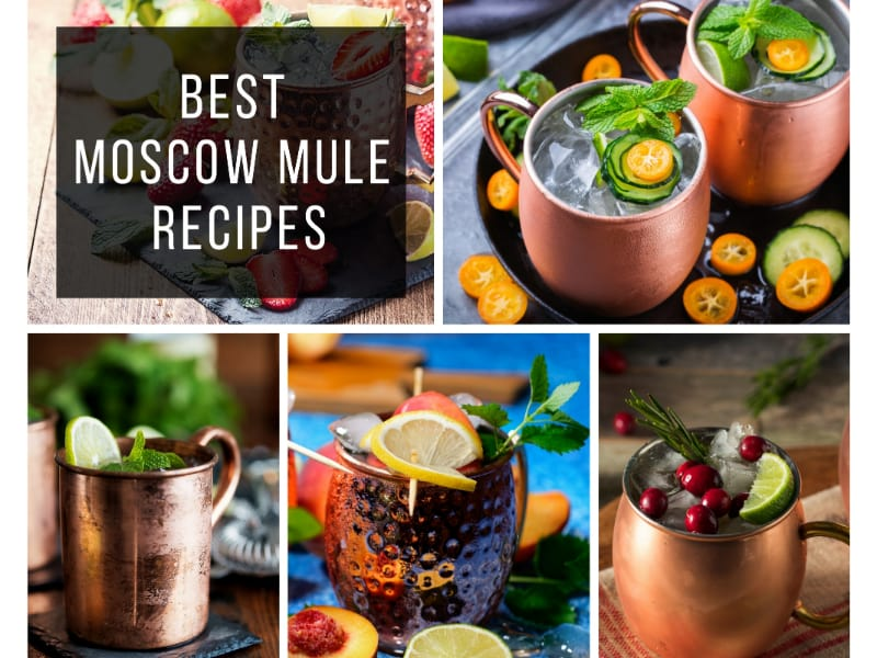 Best Moscow Mule Recipes