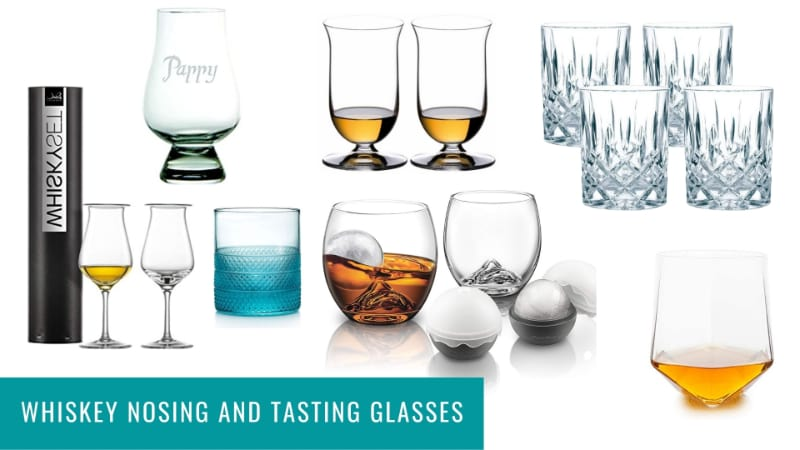 6/12 of the Best Whiskey Tasting and Nosing Glasses