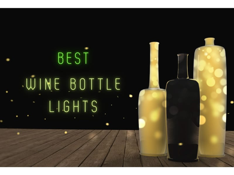 Best wine bottle lights to choose from