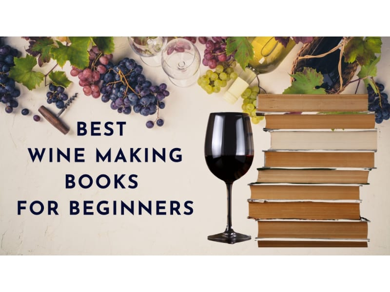 Best wine making books for beginners