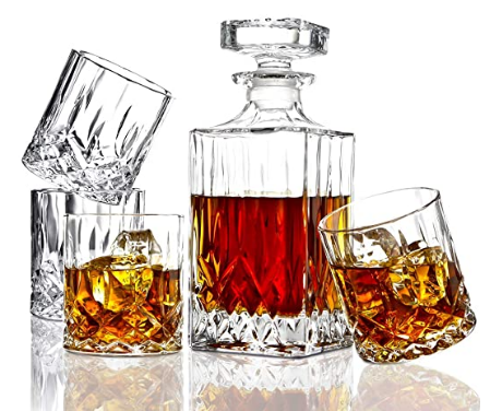 Bourbon Decanter - AdvancedMixology
