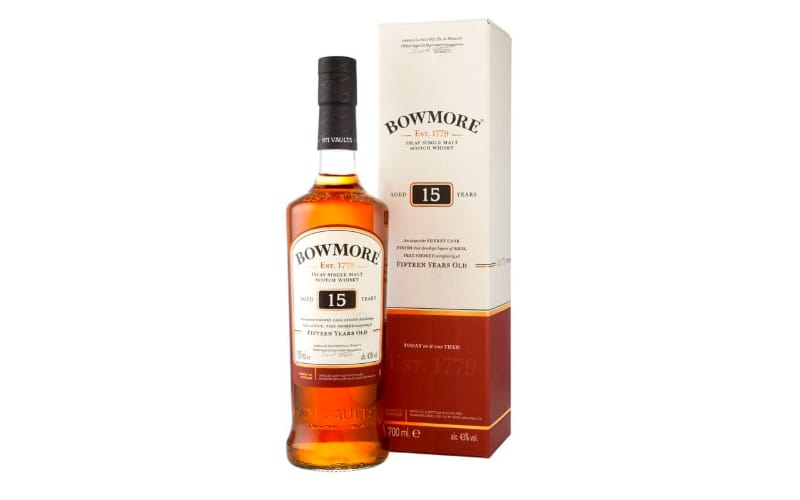 Bowmore 15-Year-Old