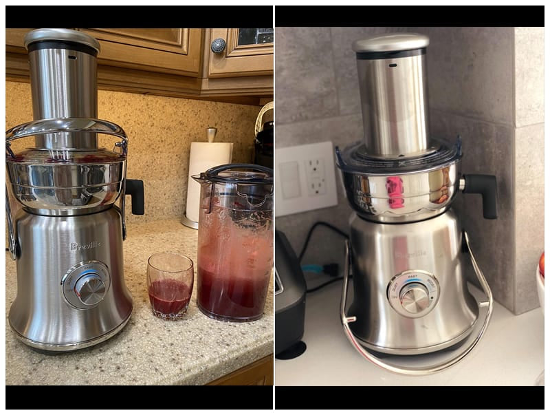 Breville BJE830BSS1BUS1 Celery Juicer review