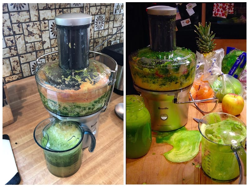 Breville Juice Fountain Compact Centrifugal Juicer review