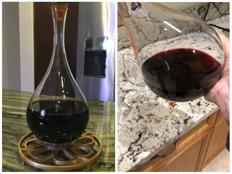 BTäT- Wine Decanter with Stopper review